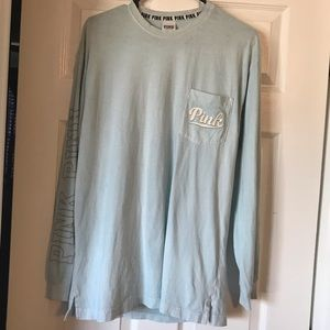 VS PINK Size Small Long Sleeve Shirt